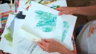 Beyond Crayons: Mark-Making at its Finest