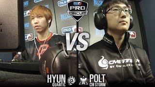 ►Best of StarCraft 2 - Polt vs Hyun - Grand Final Anaheim