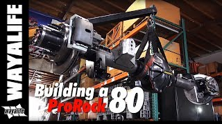 Download Video Building of a Dynatrac ProRock 80 Full-Float Rear Axle MP3 3GP MP4