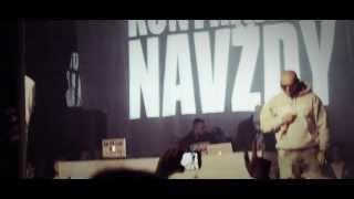 Video KONTRAFAKT - V Mojom Svete feat.Ektor LIVE SaSazu 15.2.2014 MP3, 3GP, MP4, WEBM, AVI, FLV Juni 2017