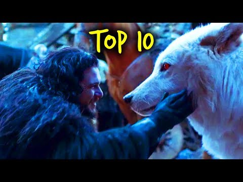 Game Of Thrones Season 8 Episode 6 Top 10 Moments & Easter Eggs (Ending Explained)