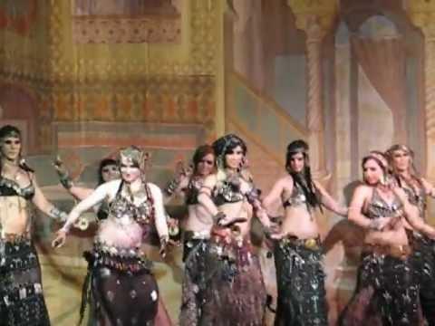 Datura Dance Company with Rachel Brice (видео)