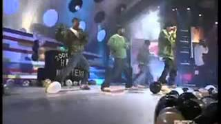 Chris Brown Run It Live 106 & Park 2006