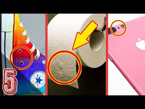 5 cose che non sai a cosa servono di oggetti di tutti i giorni