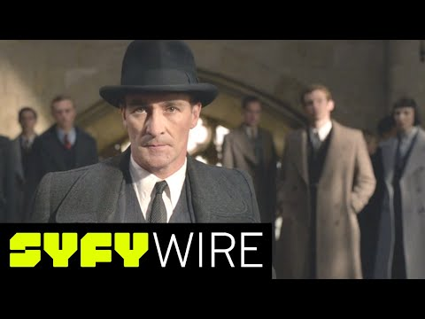 Fantastic Beasts: The Crimes Of Grindelwald Trailer | SYFY WIRE