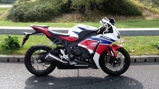7. Test Ride #1 - CBR1000RR ABS