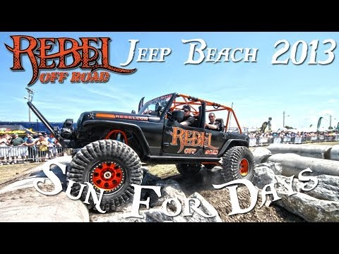 jeep - Jeep Beach is one of the most unique 4x4 events held in the world. You must experience it to understand it. Thousands of vehicles descend upon Daytona Beach,...