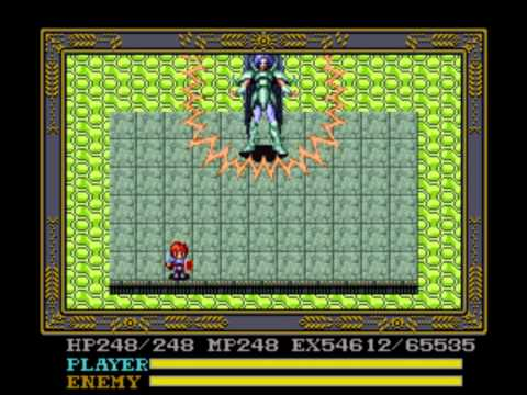 Ys IV : Mask of the Sun Super Nintendo