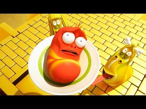 LARVA - DINNER TIME | Cartoon Movie | Cartoons For Children | Larva Cartoon | LARVA Official - Thời lượng: 40 phút.