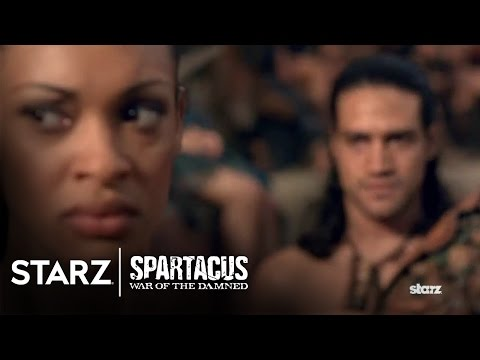 Spartacus: War of the Damned | Episode 9 Preview | STARZ