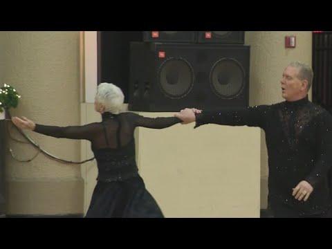 Dancer defies her age