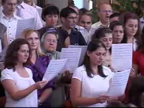 Vrednic este Mielul - Corul si Orchestra de la Biserica Elim din Timisoara