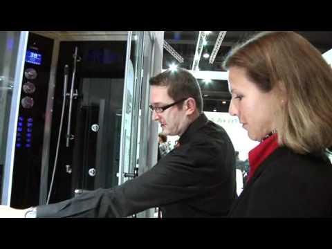 Dampfdusche von Grandehome bei Aqua Trend Handel GmbH