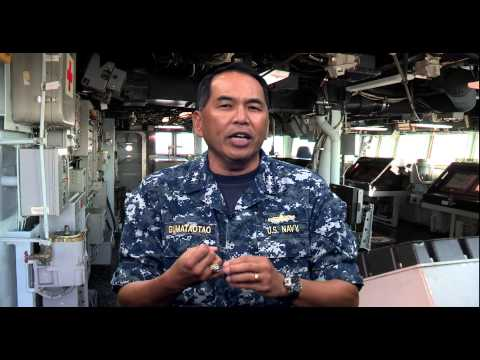 ZI-21 - Zone Inspections For The 21st Century Sailor: RADM Gumataotao Intro (Clip 1)