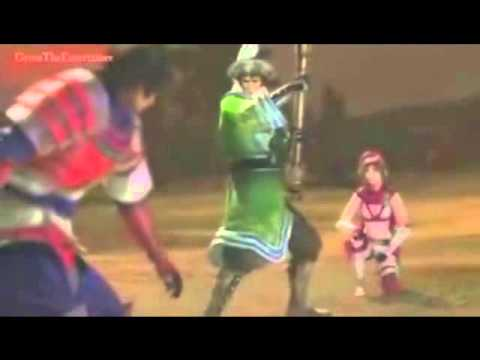 Ma Chao Ma Dai Like the Wind Dynasty Samurai Warriors Orochi 3