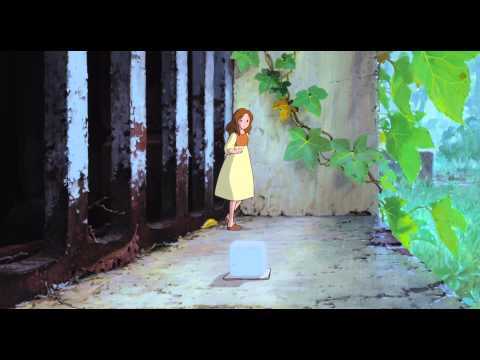 watch The Secret World of Arrietty trailer