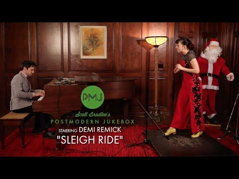 Sleigh Ride for Tap Dance & Piano ft. Demi Remick