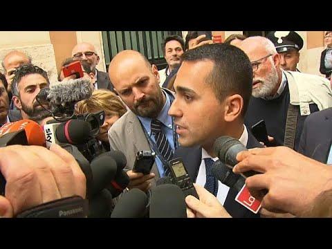 Regierungsvertrag in Italien steht - aber noch kein ...