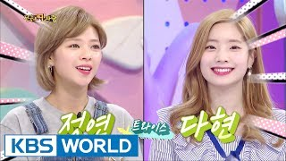 Video Hello Counselor - Boom, Jeongyeon, Dahyun [ENG/THAI/2017.06.12] MP3, 3GP, MP4, WEBM, AVI, FLV Desember 2017