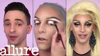Video Miz Cracker's Drag Transformation Tutorial | Allure MP3, 3GP, MP4, WEBM, AVI, FLV Agustus 2019