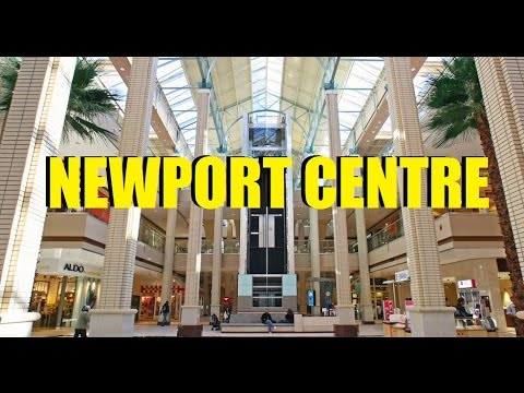 Mall Meandering (Ep. 94): Newport Centre Mall - Jersey City, New Jersey