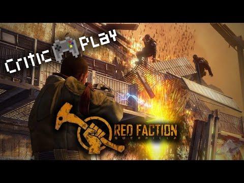 Destruição massiva! – Red Faction Guerrilla multiplayer Anarchy gameplay