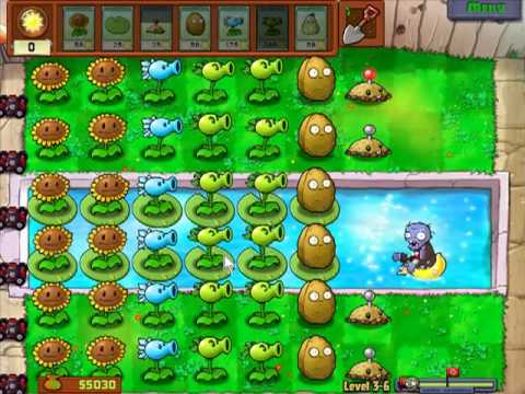 pvz - This is the basic tips from PVZ: - Sun, sun, and more sun. Plant as many sunflowers as quickly you can; two columns of sunflowers is a good foundation for yo...