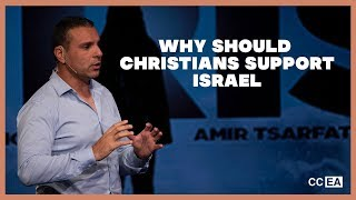 Video Why Should Christians Support Israel | Amir Tsarfati MP3, 3GP, MP4, WEBM, AVI, FLV Agustus 2019