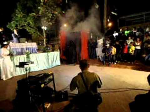 Mãos Vazias - Grupo Teatral Arte e Vida (PIB em Santa Lúcia)