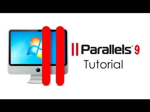 Parallels 9 Tutorial