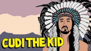 Cudi The Kid (ft. Kid Cudi & Travis Barker) - Steve Aoki AUDIO