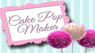 Cake Pop Maker videosu