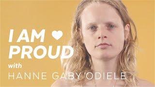 Intersex Model Hanne Gaby Odiele Is Proud by POPSUGAR Girls' Guide