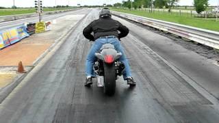9. 2008 Hayabusa Heavy rider