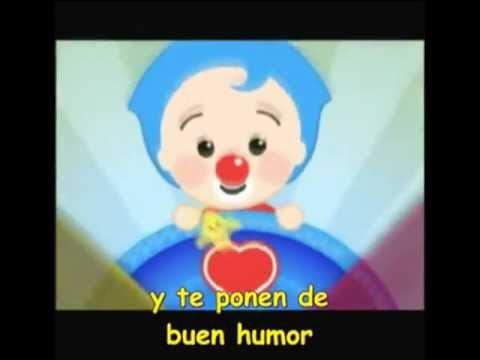 Canción Sonrisas El Payaso Plim Plim un héroe del corazón