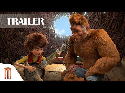 The Son of Bigfoot - Official Trailer [ซับไทย] Major Group