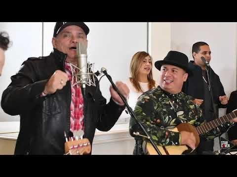 Mi cuatro Gaitero Jorge Polanco,  Carlos Méndez y Neguito Borjas (Maragaita)