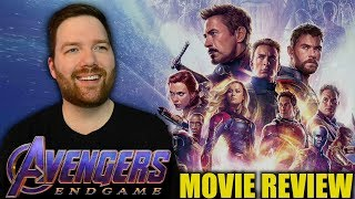 Avengers: Endgame - Movie Review by Chris Stuckmann
