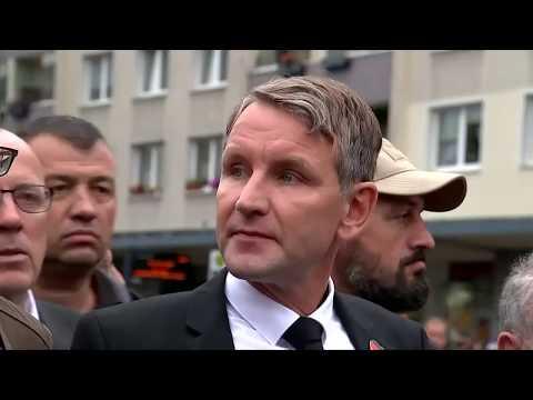 AfD: Offener Machtkampf - gemeinsamer Aufruf gegen Hö ...