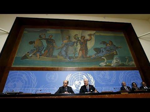 Γενεύη: Στις 9 Απριλίου οι νέες συνομιλίες για τη Συρία