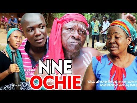 NNE OCHIE SEASON 1&2 - Uwaezuoke 2019 Latest Nigerian Nollywood Igbo Comedy Movie Full HD