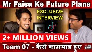 Team 07 Faisu latest interview -Opportunities in Tik Tok  #FilmyFunday   Joinfilms