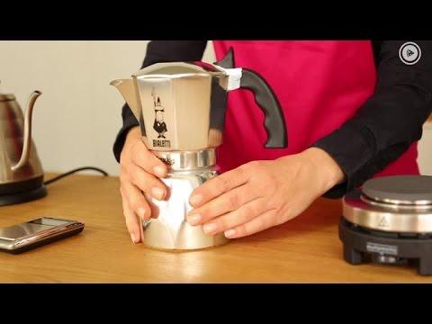 Barista-Tutorial: Kaffee mit der Espressokanne