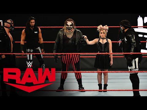The Fiend & Alexa Bliss meet RETRIBUTION: Raw, Oct. 19, 2020