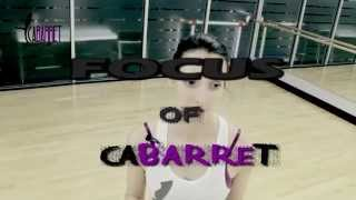 The Focus of CABARRET Barre+Burlesque Fitness