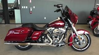 8. 653686   2016 Harley Davidson Street Glide Special   FLHXS Used motorcycles for sale