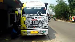 Rahmat Sticker De Ingga Truck Cuting Art.