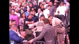Video UFC 229 CRAZY RIOT - Camera Footage from FLOOR SEATS MP3, 3GP, MP4, WEBM, AVI, FLV Oktober 2018