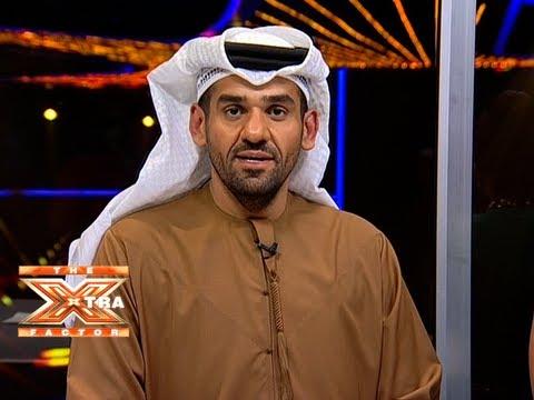 تواصل حسين الجسمي مع الجمهور