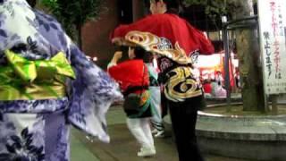 Moriguchi Japan  city photos gallery : Moriguchi-shi dance with Japanese Ladies